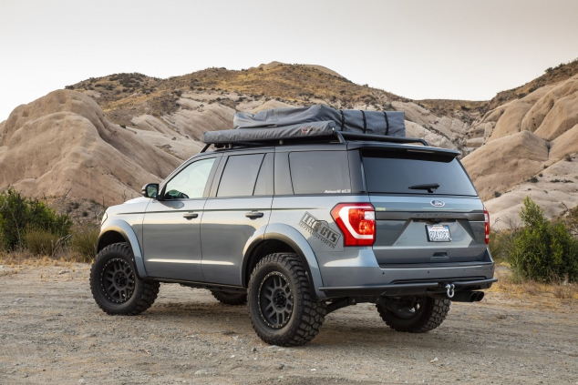 Ford Expedition Custom Baja Forged Adventurer - Image 2