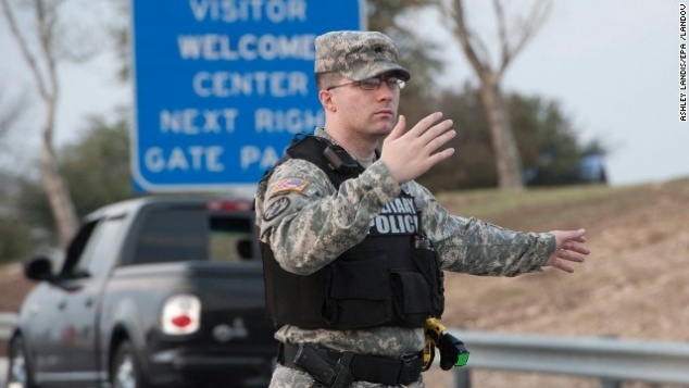 Fort Hood shooting: 4 dead, including gunman - Image 3