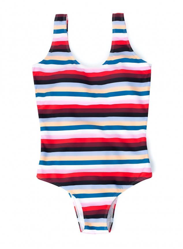 French Cut One Piece Swimsuit - Image 3