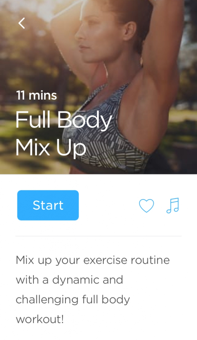 Full Body Mix Up Workout Zova Favething Com