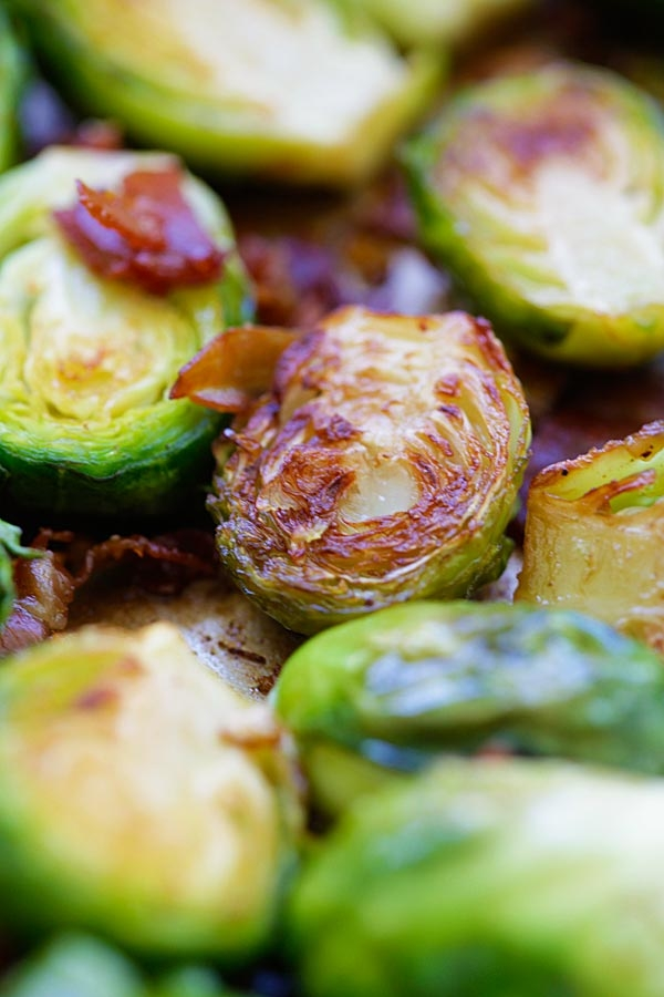 Garlic-Prosciutto Brussels Sprouts - Image 2