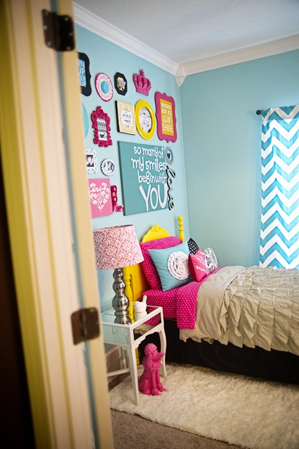 girls bedroom ideas - favething