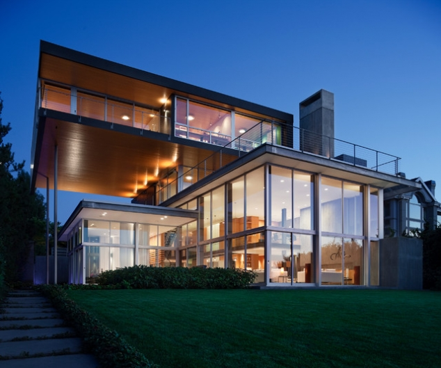 Graham Residence By E. Cobb Architects