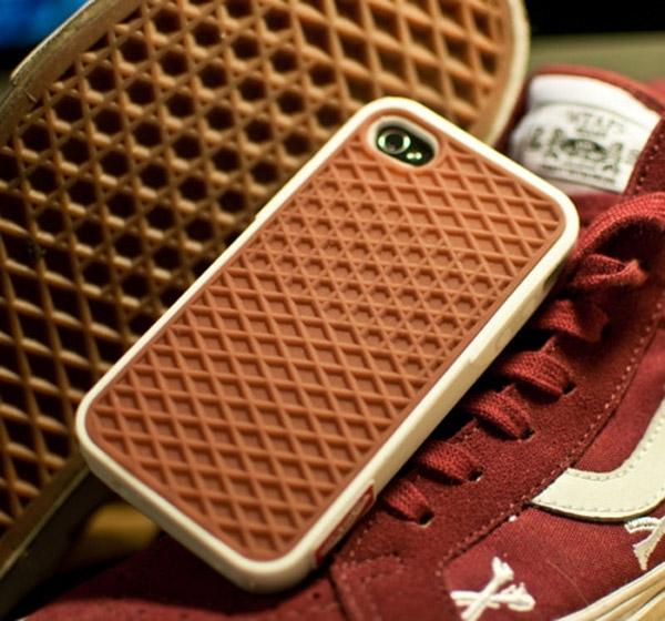 Bottom Of Vans Shoe Iphone Case