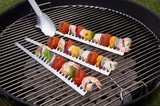 Grill  Comb - a better skewer