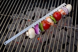 Grill  Comb - a better skewer - Image 2