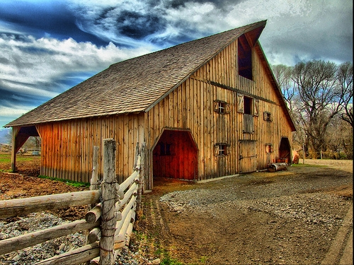 Hdr Barn Photography Favething Com
