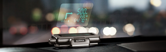 Head-Up Display by Garmin: Projects navigation information onto your windshield - Image 2