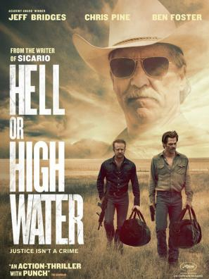 Hell or Highwater Nominated for an Oscar