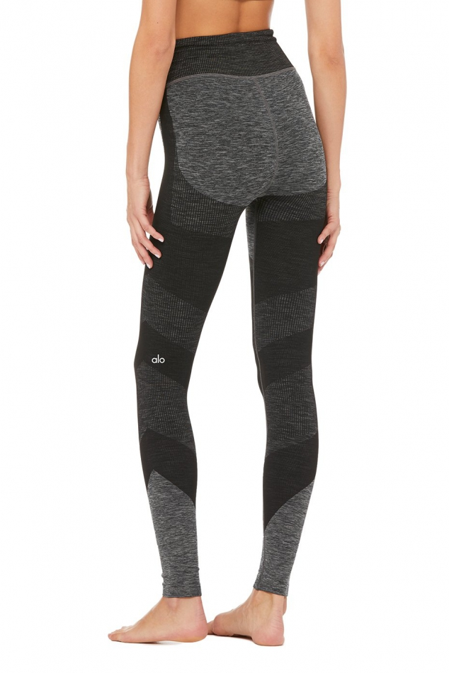 High-waist Seamless Lift Leggings - Image 3