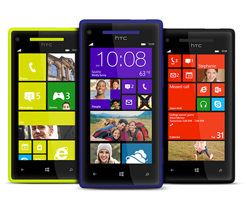 HTC Windows Phone 8X and 8S - Image 3