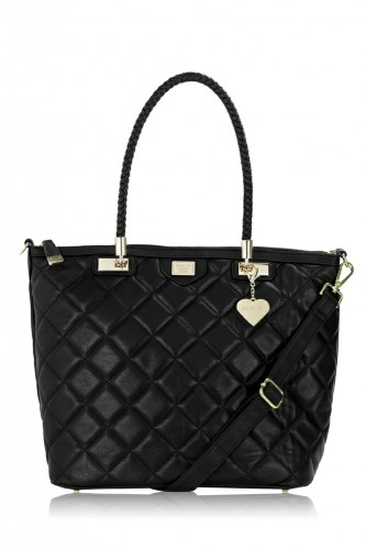 Hudson Nouveau Black Tote by marc b.
