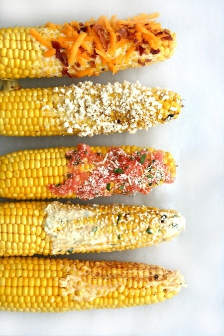 Ideas For Grilled Corn