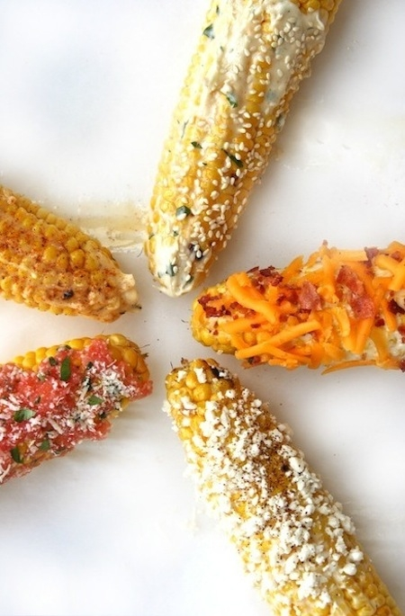 Ideas For Grilled Corn - Image 2