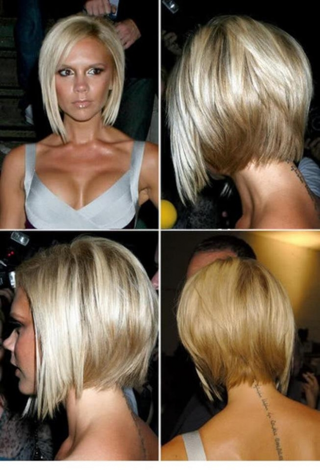 Inverted bob hairstyle FaveThing