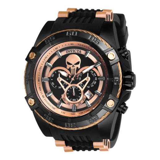 INVICTA Marvel Punisher Men's Watch