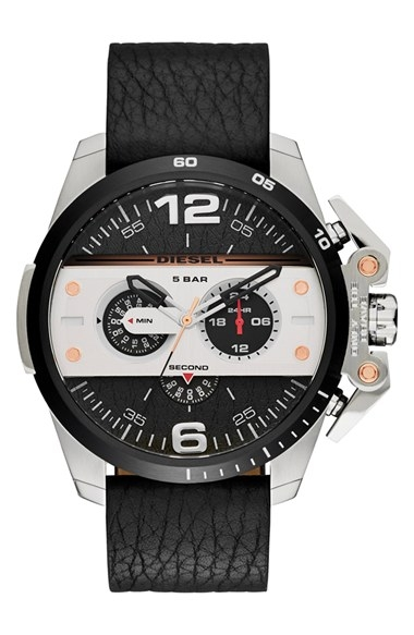 'Ironside' Chronograph Watch