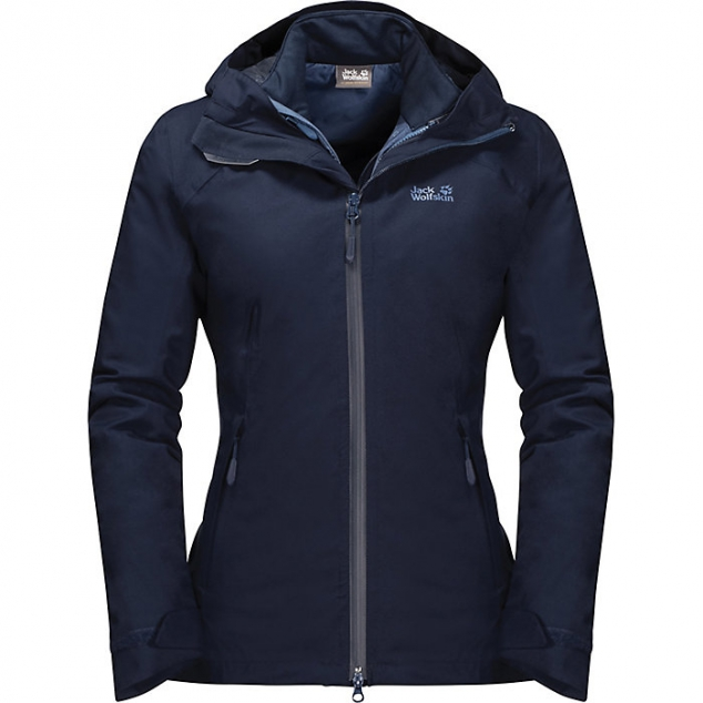 Jack Wolfskin Women's Aurora Sky 3 in 1 Jacket