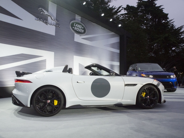 Jag unleashes F-TYPE Project 7 - Image 2