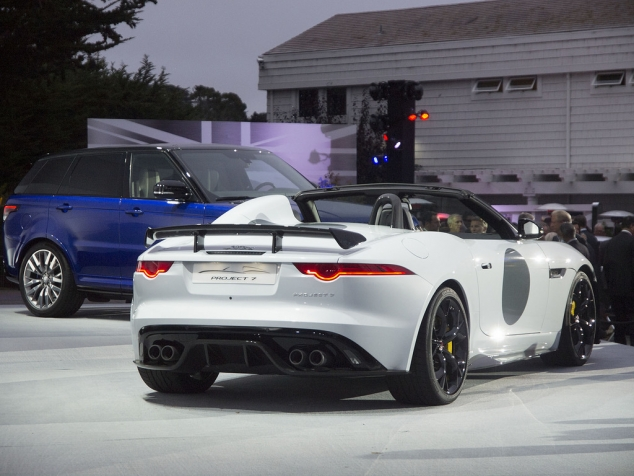 Jag unleashes F-TYPE Project 7 - Image 3