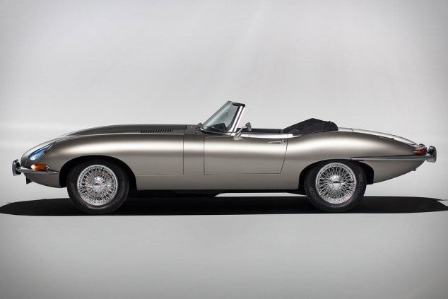 Jaguar E-type Concept Zero. E-Type is back; this time all-electric - Image 2