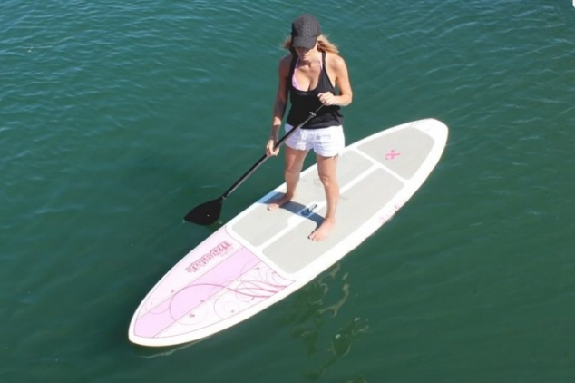 Jimmy Styks Misstyk 10'0 Recreational Stand Up Paddleboard - Image 3
