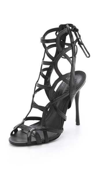 Joelle Strappy Sandals by Schutz
