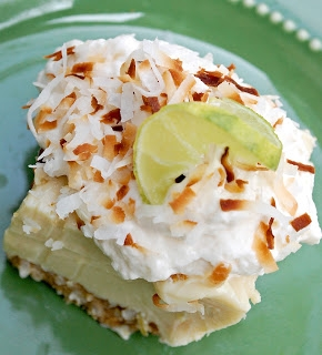 Key Lime Coconut Bars - Image 2
