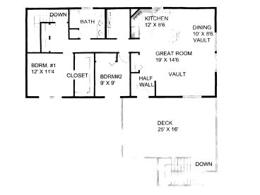 3 Bedroom Garage Apartment Floor Plans