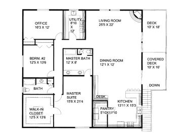 Large 5 car garage plan with apartment above for Plans for 3 car garage with apartment above