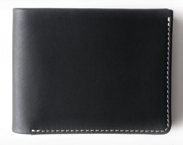 Leather Bifold Wallet - Image 2