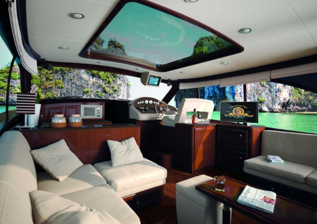 Legend 56 Fly from Seven Seas Yachts - Image 2