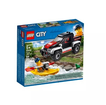 LEGO Kayak Adventure