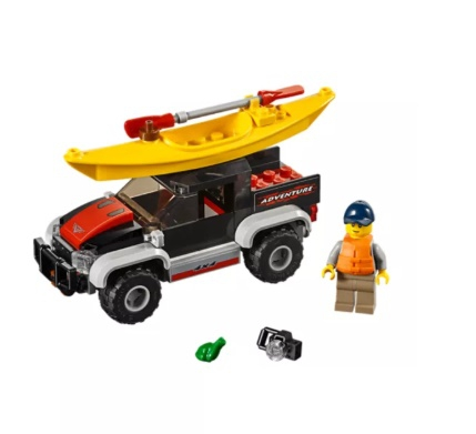 LEGO Kayak Adventure - Image 2