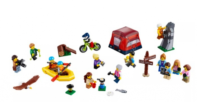 LEGO People Pack - Outdoor Adventures - Image 2