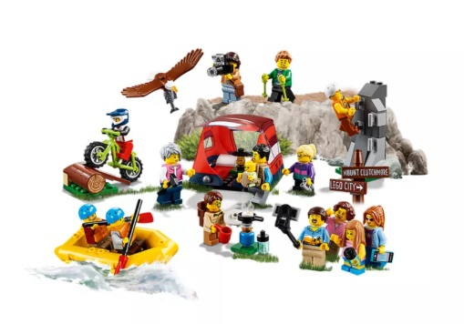 LEGO People Pack - Outdoor Adventures - Image 3