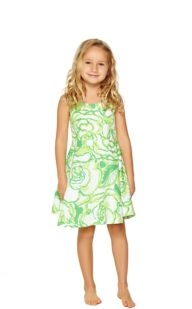 Lilly Pulitzer - Girls Kaya Fit & Flare Dress