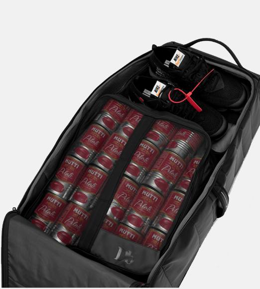 Little Bastard 60L roller bag from Douchebags - Image 3