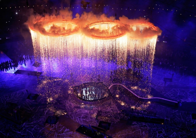 London 2012: Olympic Opening Ceremony - Image 2