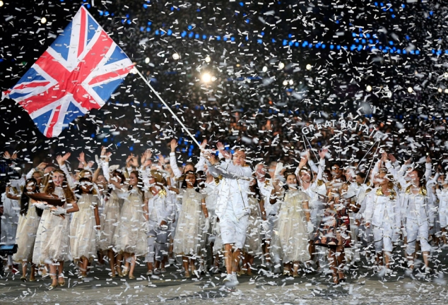 London 2012: Olympic Opening Ceremony - Image 3