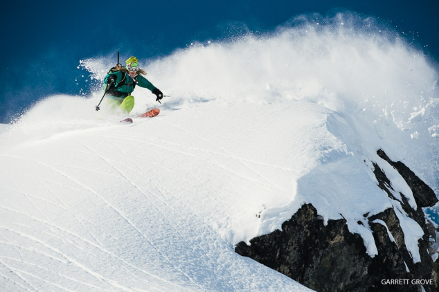Lynsey Dyer - professional skier - Image 2