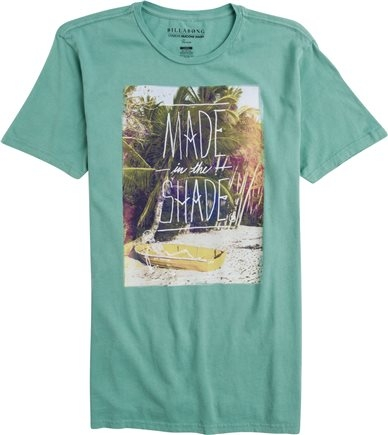 Made in the Shade Billabong t shirt