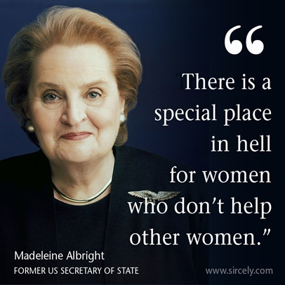 Madeleine Albright quote