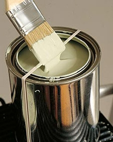 Paint-Can Tip For No Drips