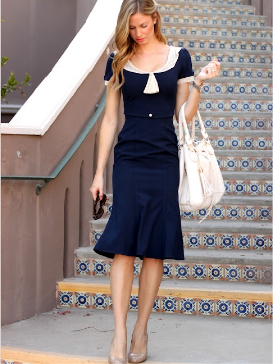 Timeless Classic And Simple Dress Favething Com