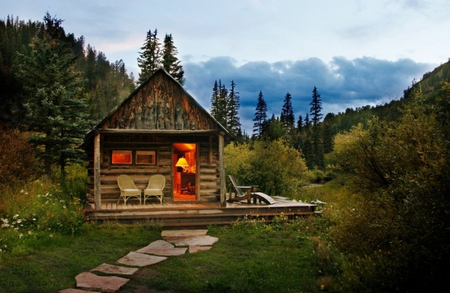 A Perfect Small Cabin