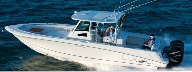 370 Outrage by Boston Whaler Boats