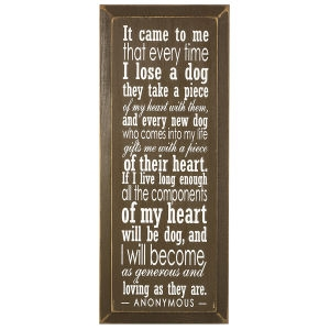 Sweet Dog Quote