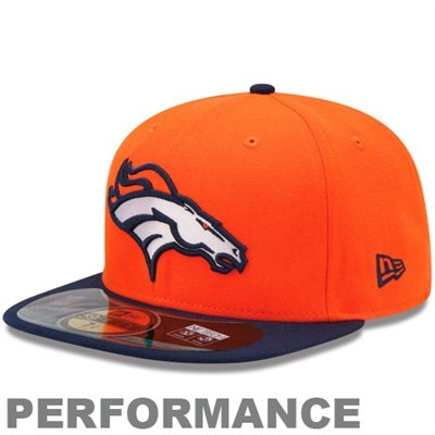 Broncos 59FIFTY Fitted Hat