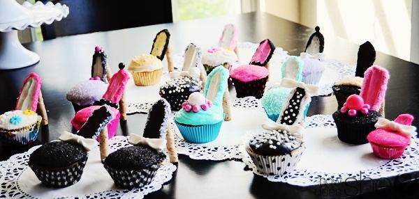 High Heel Cupcakes Favething Com